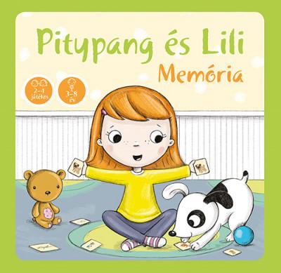 - Pitypang és Lili memória