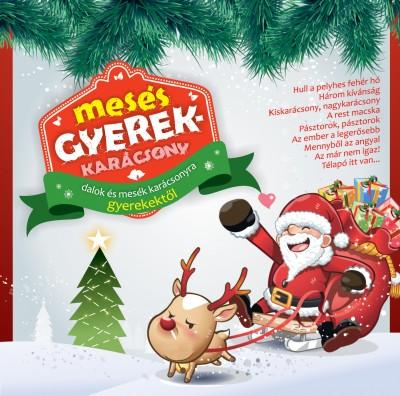 - Mesés gyerekkarácsony - CD