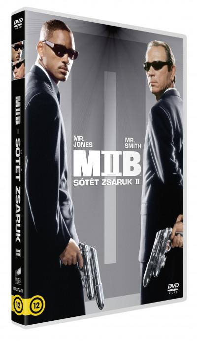 Barry Sonnenfeld - Men in Black - Sötét zsaruk 2. - DVD