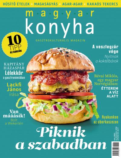Sümegi Noémi  (Szerk.) - Magyar Konyha - 2020. június (44. évfolyam 6. szám)