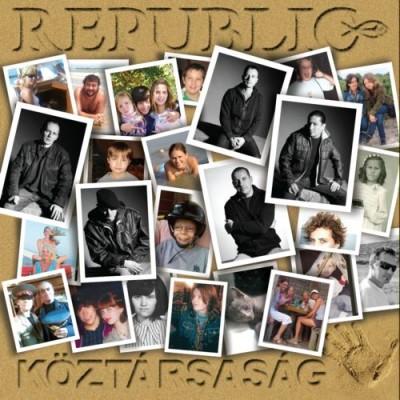 Republic - Köztársaság - CD