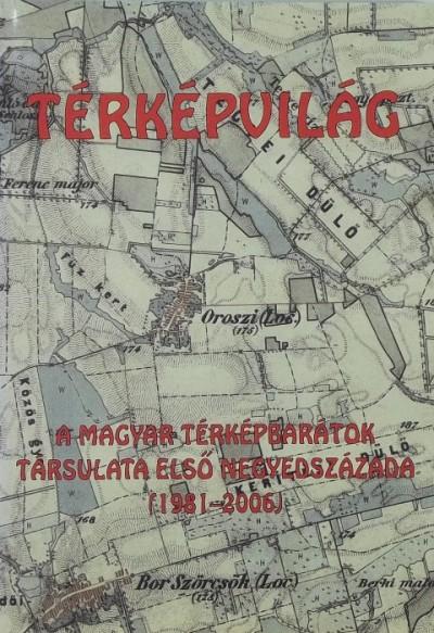 Skerletz Iván  (Szerk.) - Térképvilág
