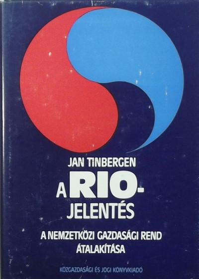Jan Tinbergen - A RIO-jelentés