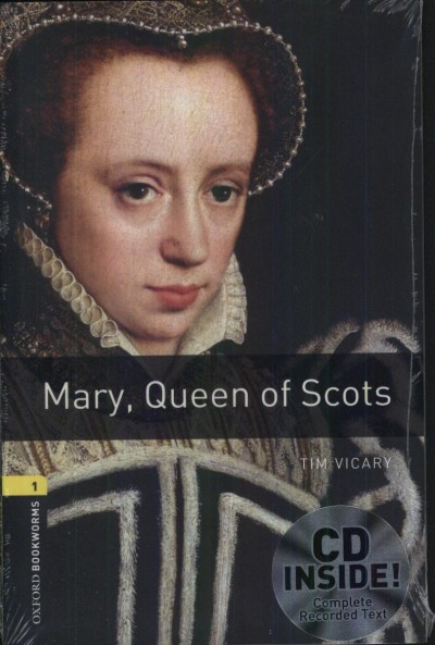 Tim Vicary - Mary, Queen of Scots - CD Inside