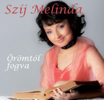 Szij Melinda - Örömtől fogva - CD
