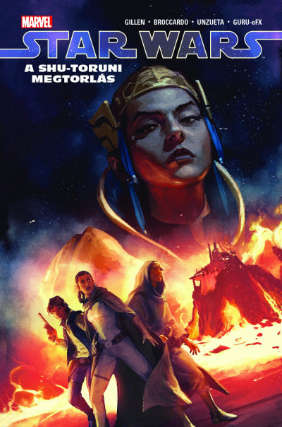 Kieron Gillen - Star Wars: A shu-toruni megtorlás