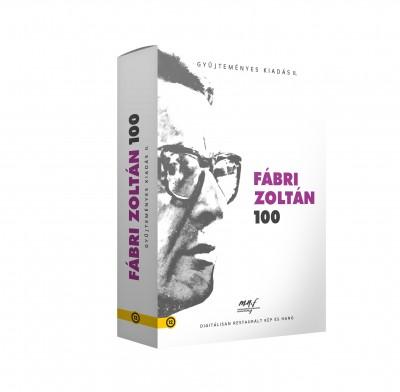 Fábri Zoltán - Fábri Zoltán 100 - Gyűjteményes kiadás II. - DVD