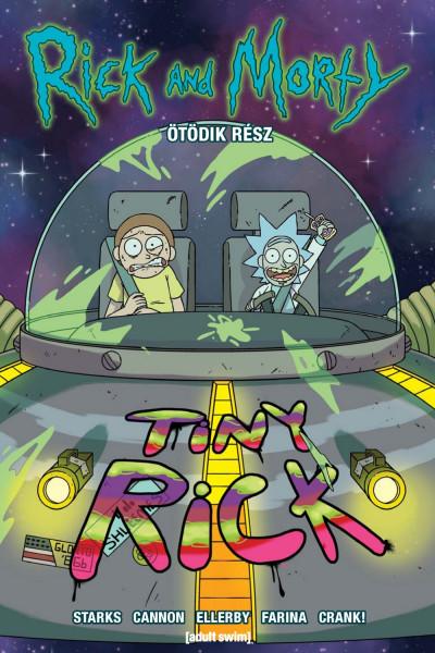 Kyle Starks - Rick and Morty - Ötödik rész
