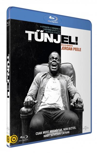 Jordan Peele - Tűnj el! - Blu-ray