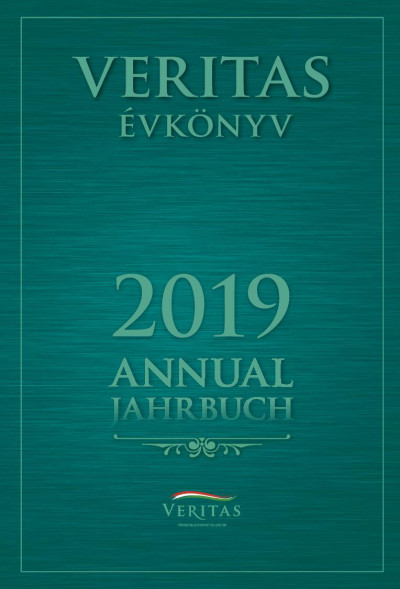 - Veritas Évkönyv 2019