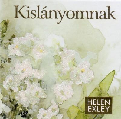 boldog születésnapot kislányom Könyv: Kislányomnak (Helen Exley) boldog születésnapot kislányom