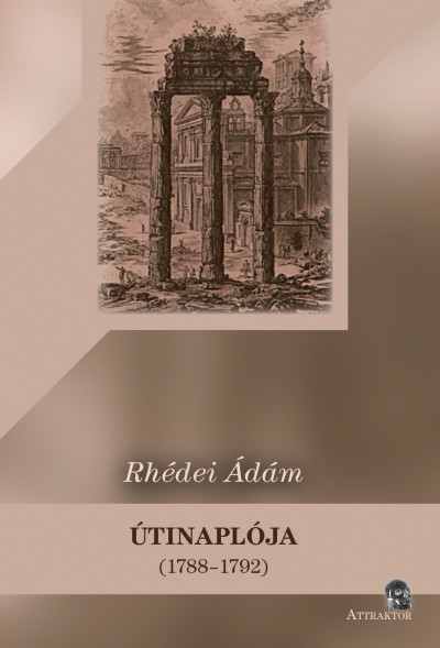 Rhédei Ádám - Rhédei Ádám útinaplója