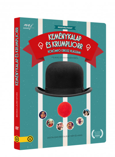 Bácskai Lauró István - Keménykalap és krumpliorr - DVD