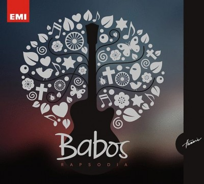 Babos Gyula - Rapszódia - CD