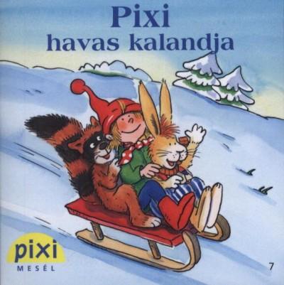 Julia Boehme - Pixi havas kalandja