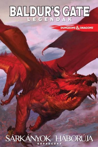 Jim Zub - Baldur's Gate Legendák: Sárkányok háborúja