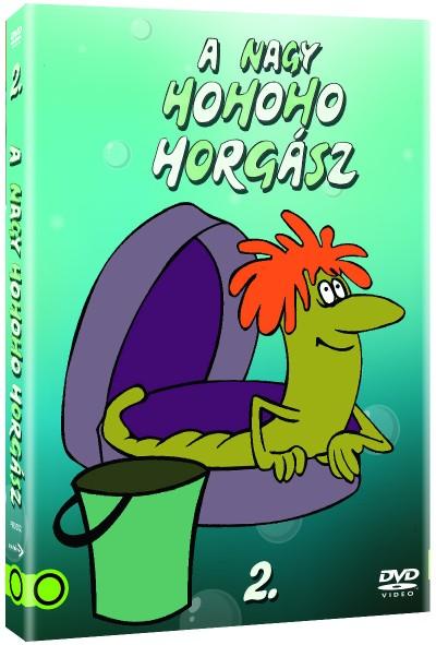 Dargay Attila - Füzesi Zsuzsa - A nagy hohoho horgász 2. - DVD