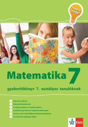 Tanja Koncan - Vilma Moderc - Rozalija Strojan - Matematika Gyakorl�k�nyv 7 - Jegyre Megy