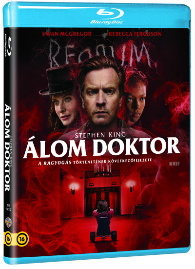 Mike Flanagan - Álom doktor - Blu-ray