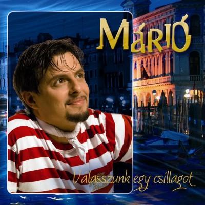 Márió - Válasszunk egy csillagot - CD