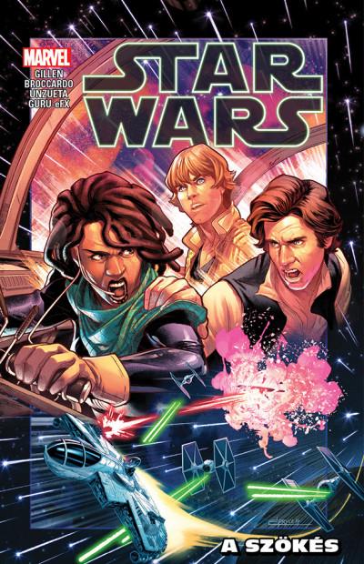 Kieron Gillen - Star Wars: A szökés