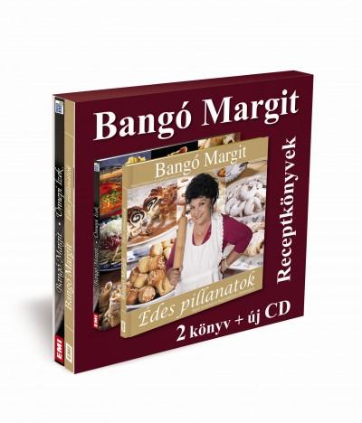 Bangó Margit - Bangó Margit - Ünnepi ízek+Édes pillanatok box