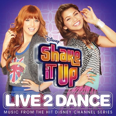 - Shake It Up: Live 2 Dance (EE version)