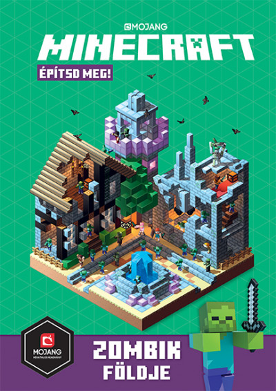 - Minecraft - Építsd meg! - Zombik földje