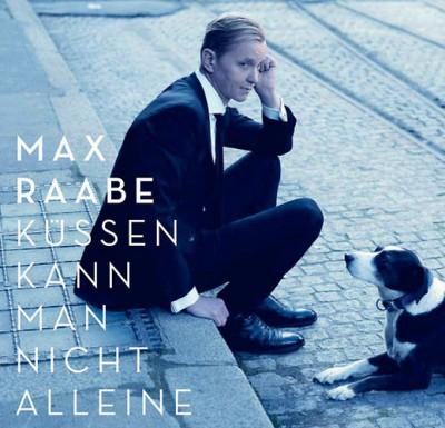 Max Raabe - Küssen Kann Man Nicht Alleine - CD