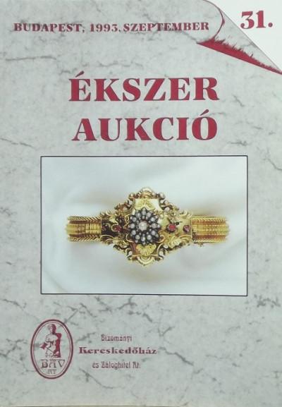 - 31. Ékszer aukció