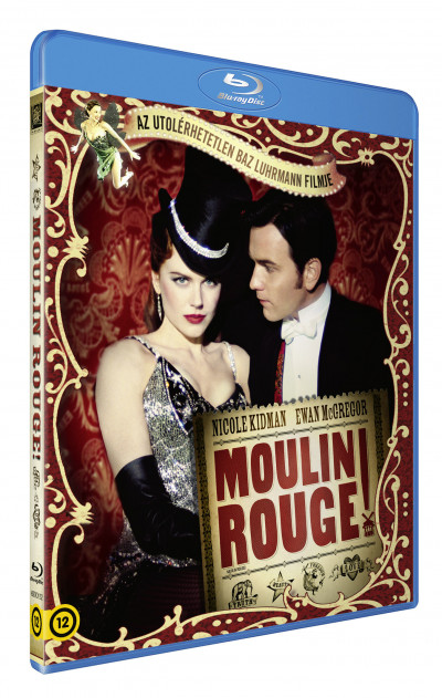 Baz Luhrmann - Moulin Rouge! - Blu-ray