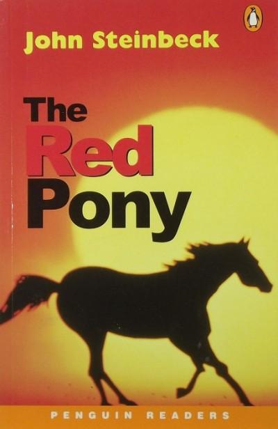 John Steinbeck - The Red Pony - Level 4 (Könnyített olvasmány)