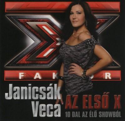 Janicsák Veca - Az első X - Janicsák Veca - CD