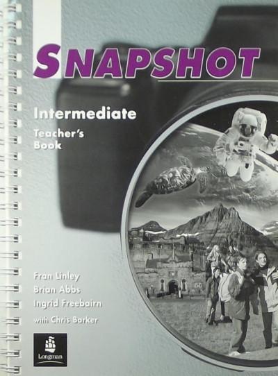 Chris Barker - Ingrid Freebairn - New Snapshot - Intermediate - Teacher's Book