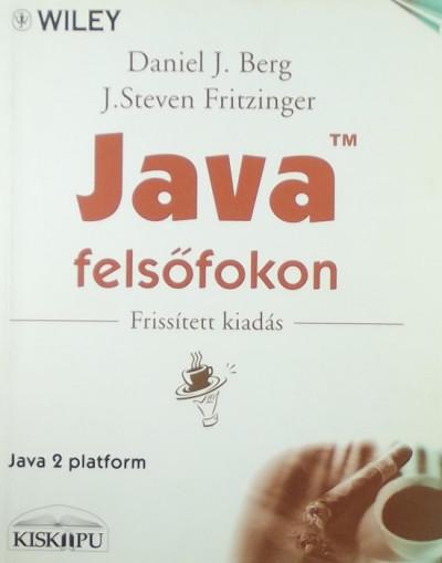 Daniel J. Berg - J. Steven Fritzinger - Java felsőfokon (frissített kiadás)
