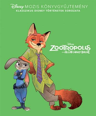 - Disney klasszikusok - Zootropolis
