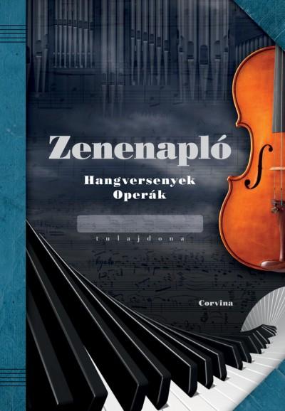 Hevesi Judit  (Szerk.) - Zenenapló