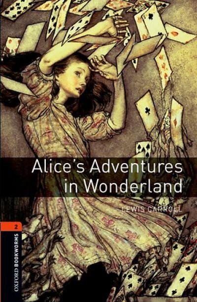 Lewis Carroll - Alice's Adventures in Wonderland - CD pack