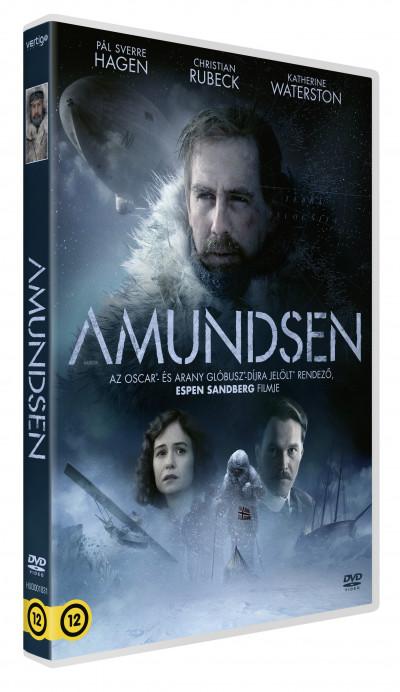 Espen Sandberg - Amundsen - DVD