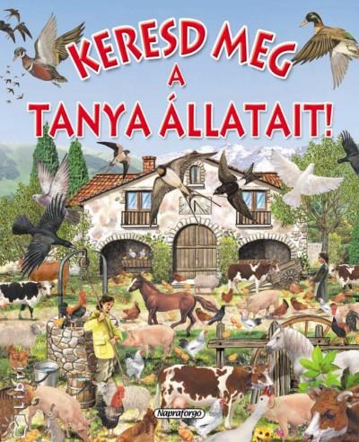 Pere Rovira - Keresd meg a tanya állatait!