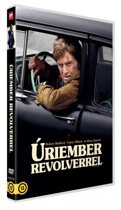 David Lowery - Úriember revolverrel - DVD