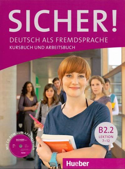 Magdalena Matussek - Michaela Perlmann-Balme - Susanne Schwalb - SICHER! Deutsch als Fremdsprache