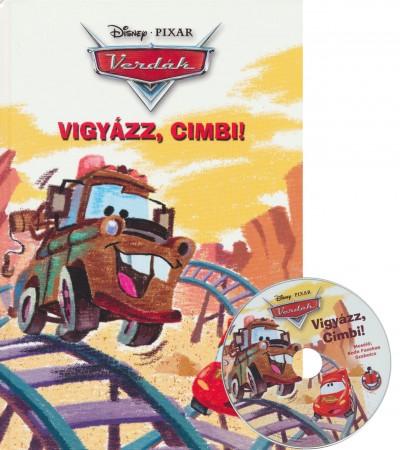 Bede-Fazekas Szabolcs - Vigyázz, Cimbi! + mese CD