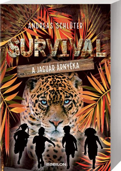 Andreas Schlüter - Survival 2. A jaguár árnyéka
