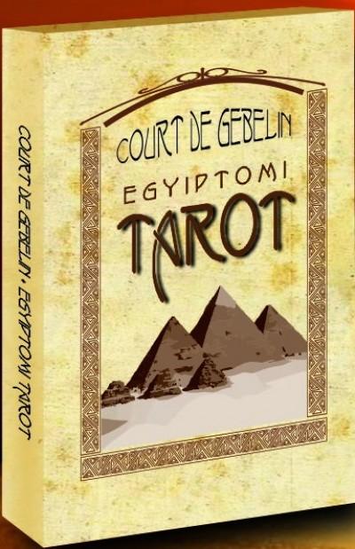 - Court de Gebelin Egyiptomi Tarot