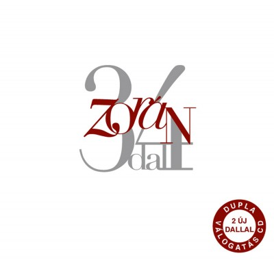 Zorán - 34 dal - 2 CD