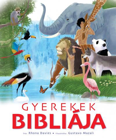 Rhona Davies - Gyerekek Bibliája