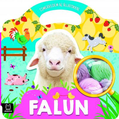 Anna Podgórska - Ismerkedem az állatokkal - Falun