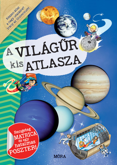 Alexandre Wajnberg - A világűr kis atlasza