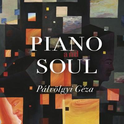 Pálvölgyi Géza - Piano and Soul - CD